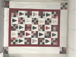Christmas Quilt Raffle